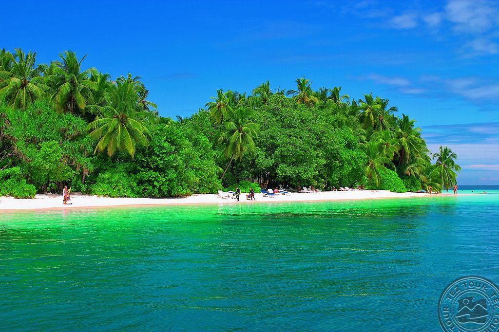 Майские праздники на Мальдивах из СПб от Тез Тур (Tez Tour)