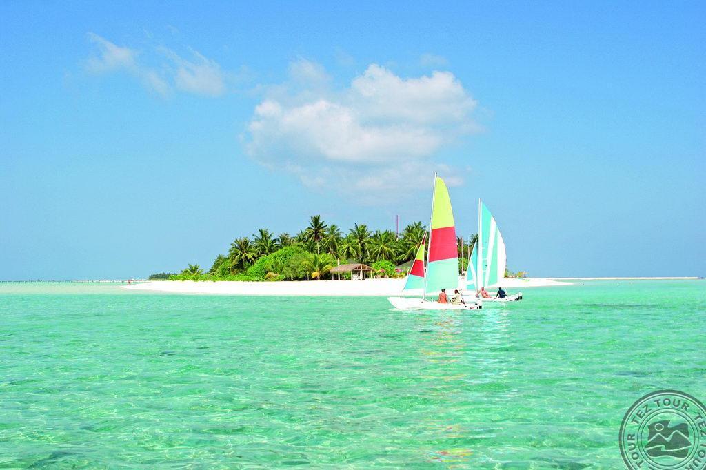 Островок Мальдивы из Санкт-Петербурга от Тез Тур (Tez Tour)