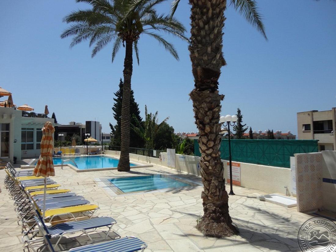 Горящий тур на Кипр, Пафос из СПб от Тез Тур (Tez Tour)