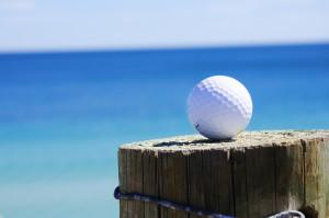 Пляжный гольф — новая услуга на курорте Албена