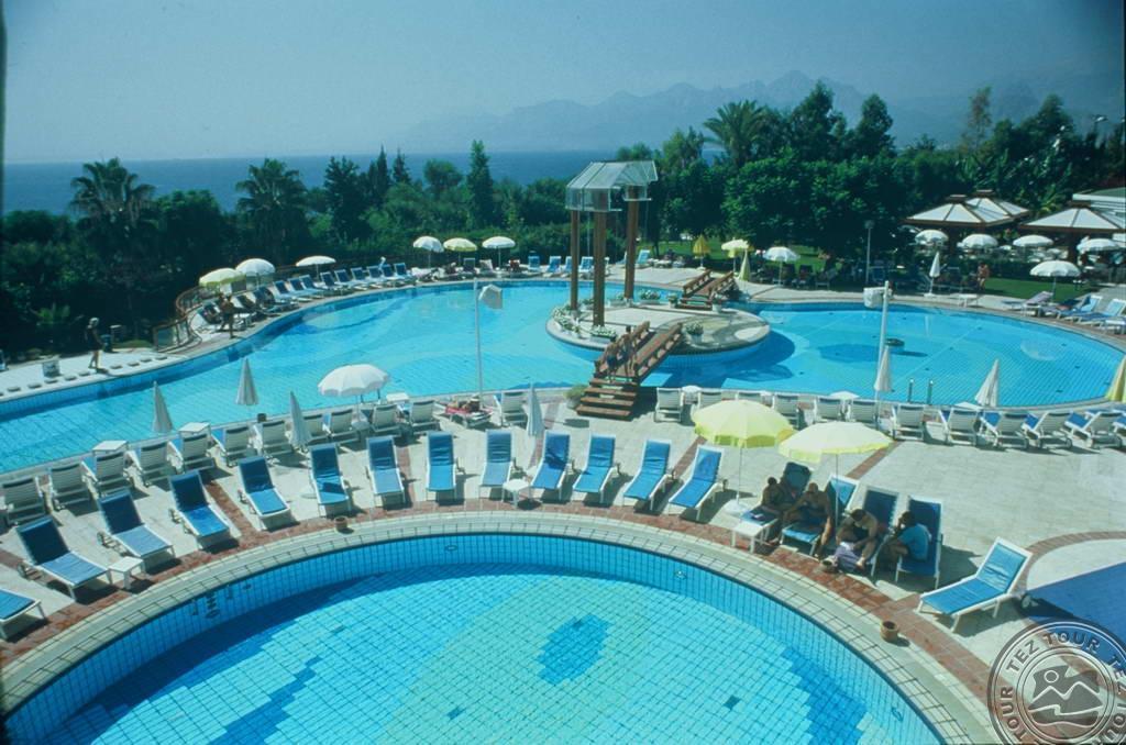 Горящий тур в Турцию, отель 5* из СПб от Тез Тур ( Tez Tour)