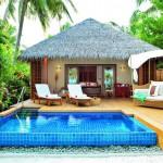 В Baros Maldives 5* появился уникальный бассейн