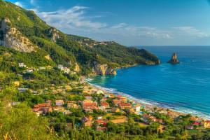 Пляжи Корфу признали лучшими в Европе