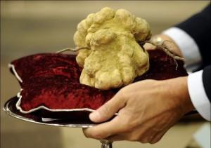 Фестиваль трюфелей в Италии