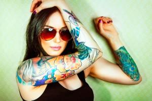 Фестиваль татуировок в Софии