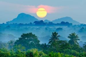 Шри-Ланка празднует Дивали