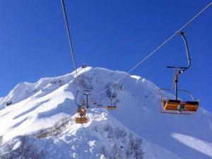 Открывается горнолыжный курорт на Урале