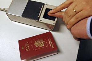 Шенгенские визы будут требовать дактилоскопии