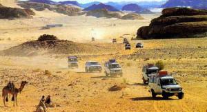 «Сафари» — самая популярная экскурсия в Египте