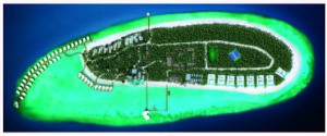 На Мальдивах скоро откроется новая гостиница
