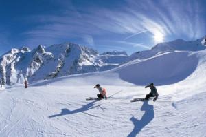 Итальянские горнолыжные курорты набирают популярность