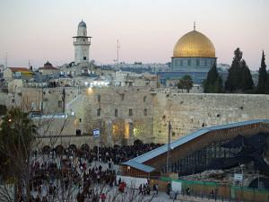 В Иерусалиме туристы должны придерживаться некоторых правил