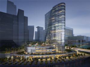 В Пекине открылась новая гостиница