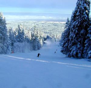 Зима в Болгарии или отдых по-русски