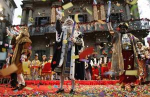 В Испании празднуется День Епифании