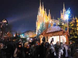 8 декабря Италия отпразднует самый религиозный праздник страны