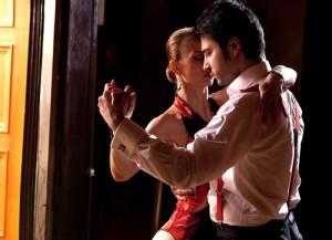 Объединения культур в Салониках на фестивале танго