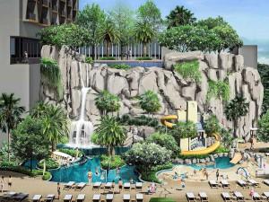 В Паттайе (Таиланд) открылся новый курортно-гостиничный комплекс