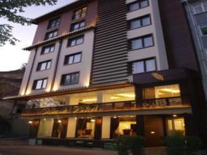 Идеальный исторический отель, относящийся к классу «люкс», расположен в Турции