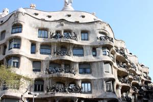 Фасаду Дома Мила (Барселона) вернули первоначальный вид