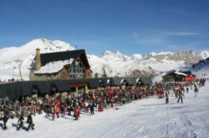 Появление нового испанского курорта стало результатом объединения двух горнолыжных станций