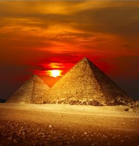 Гробница неизвестной царицы обнаружена в Египте