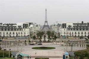 В Китае появится кусочек Парижа