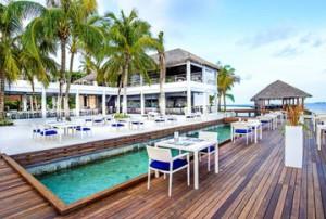 На Мальдивских островах был открыт новый современный ресторан Thila