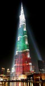 На Новый год в Дубае удалось установить новый мировой рекорд