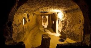 В Каппадоккии найден подземный город
