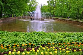 На Закарпатье появились самые большие в Украине фонтаны-иллюзии