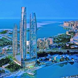 ОАЭ:  Дубай делает все, чтобы стать самым популярным городом мира