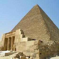 Пирамида Хеопса в Египте будет отреставрирована