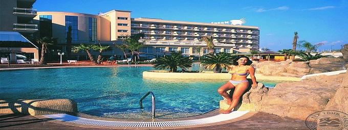 Скидки на отдых в Испании от отеля PALAS PINEDA 4* Superior
