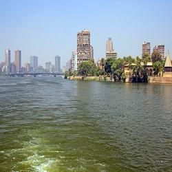 Водное такси начнет функционировать в Каире
