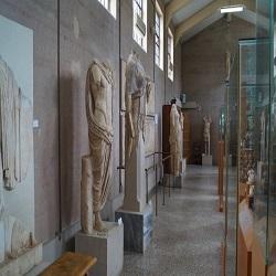 В археологическом музее Коринфа (Греция) появятся новые экспозиции