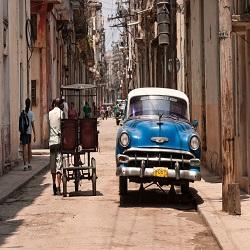 В Гаване установлен единственный в мире памятник Сесилии Вальдес