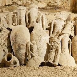 В Италии найдено огромное количество артефактов Древнего Рима