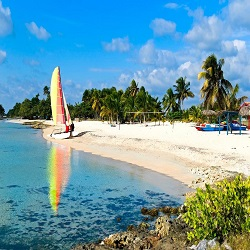 Кубу посетило рекордное количество туристов