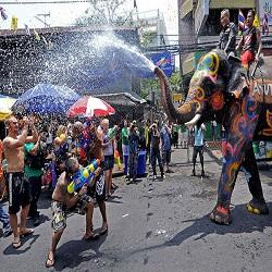 Отметить Новый год по тайскому стилю можно в любой уик-энд