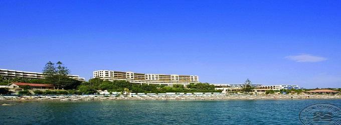Греция, акция от отеля ALDEMAR AMILIA MARE 5 *