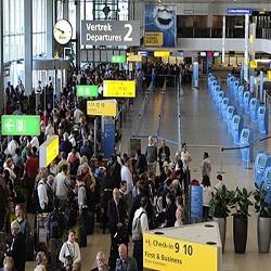Анонсы выставок в главном аэропорту Греции