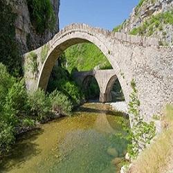 Шесть каменных мостов Греции признаны памятниками архитектуры