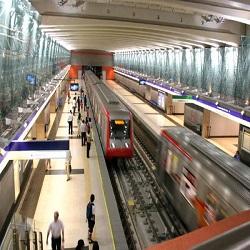 В метро Мексики можно бесплатно проехаться