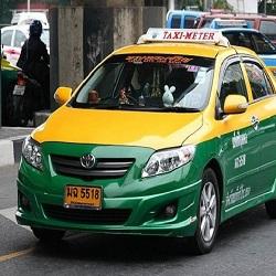 В Таиланде туристов будет обслуживать новое такси