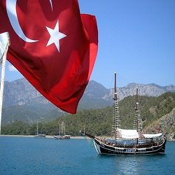 Турция приступила к строительству кластера на черноморском побережье
