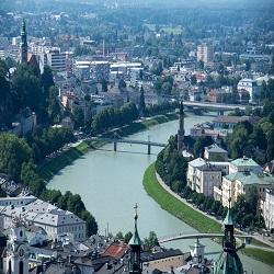 Из Австрии можно будет по воде попасть в Словакию