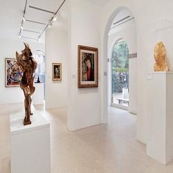 Флоренция празднует столетний юбилей Галереи современного искусства