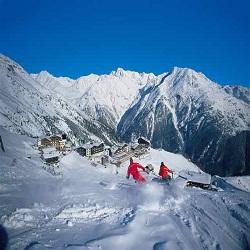 Горнолыжные курорты Австрии ждут гостей на Skiefest