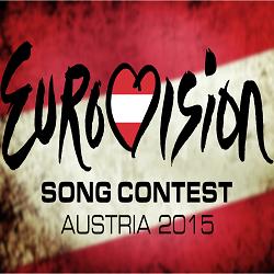 Новая символика «Евровидения-2015» появляется в столице Австрии